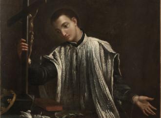 Saint Aloysius Gonzaga and Mantuan cuisine