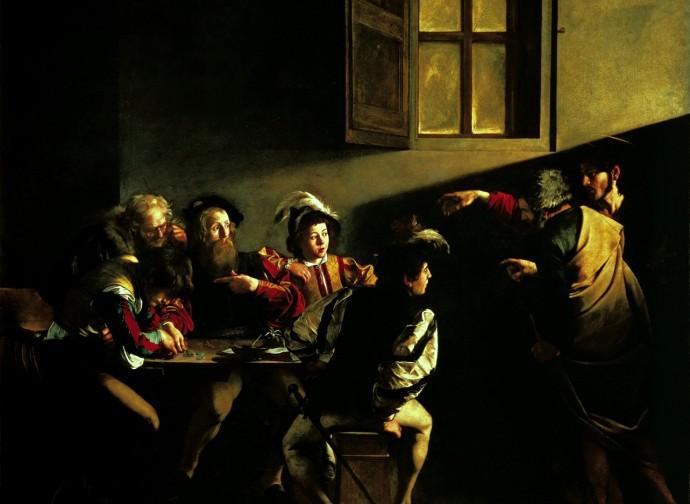 Saint Matthew - Caravaggio