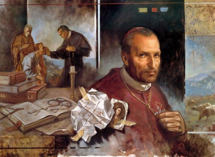 Saint Alphonsus Maria de' Liguori