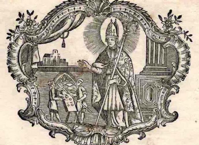 Saint Honoratus
