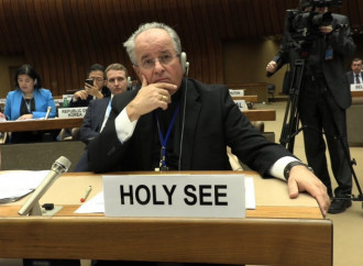 Disturbing Church push for UN goals