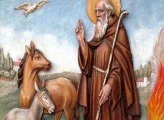 Anthony Abbot, patron saint of farmers