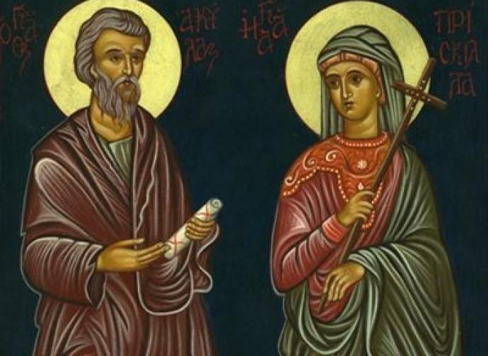 Saints Aquila and Priscilla