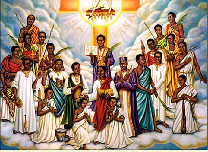 Ugandan Holy Martyrs