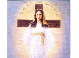 I santi non hanno dubbi: Maria è Corredentrice