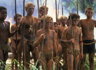 The Christless Society of the Lord of the Flies