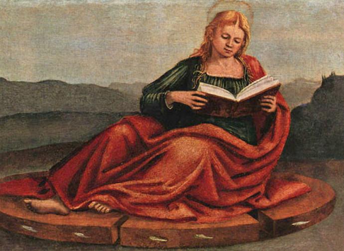 Signorelli, Saint Catherine of Alexandria