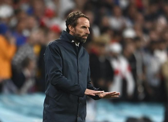 English coach Southgate