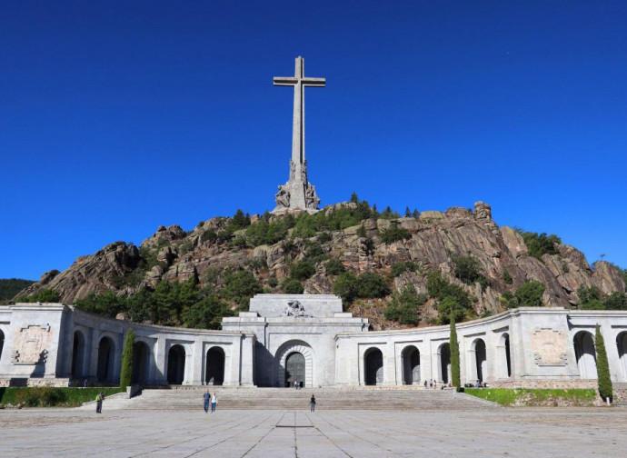 Basílica de la Santa Cruz del Valle de los Caídos,