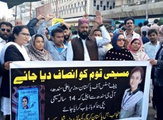 Pakistan: judges rule it's OK to rape Christian girls