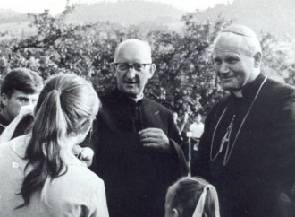 LGBT Leader was the communist spy who betrayed Wojtyla's priest friend