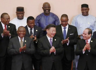 Africa looks to the Chinese model. Not a good example